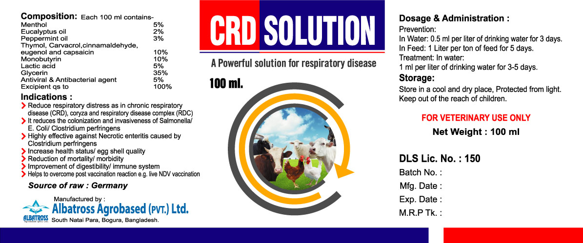 CRD Solution